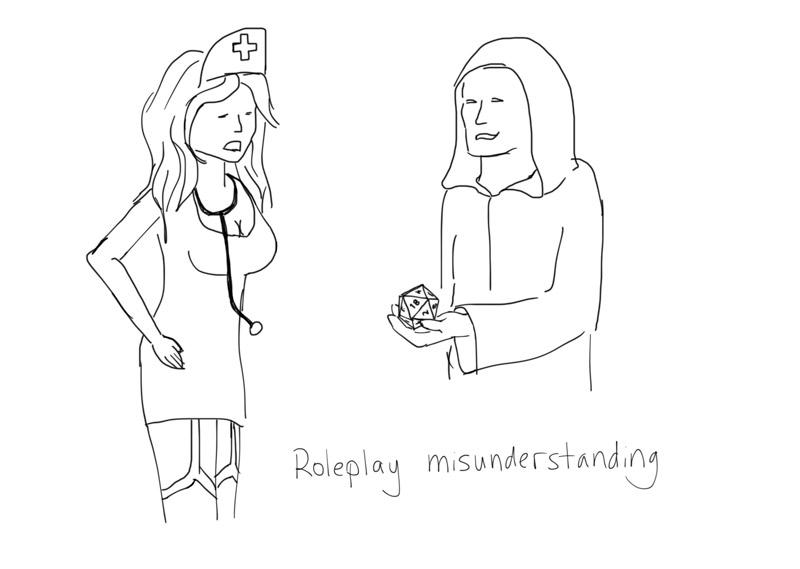 Roleplay misunderstanding